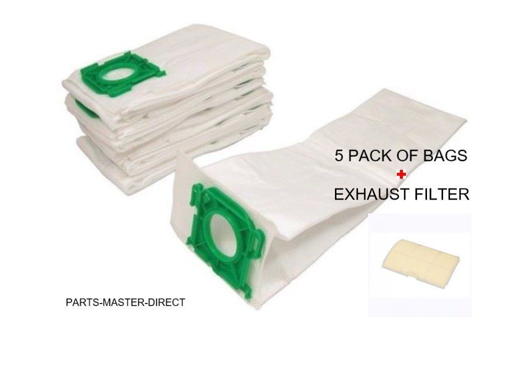 Home, Furniture & DIY COMPATIBLE SEBO EXHAUST FILTER X1 X1.1 X4 X5 EXTRA 5143
